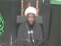 [Ashra-e-Zainabiya] Sheikh Nuru Mohammed - 13 Safar 1437 - The KSIMC of London - English