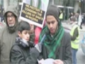 Spoken Words by Br. Ali at Toronto Protest Against Nigerian Killings and Detention of Sheikh ZakZaky -English