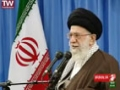IMAM KHAMENEI PRAISES VOLUNTEER FORCES OF IRAN (BASIJI) - English