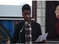 Letter4u Seminar in Qom | Muzaffar Haidar (London, UK)