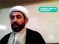 [lecture 01 / part 01] Principles of Jurisprudence, Usul al-Fiqh - Sheikh Shomali - 25/01/2016 - English