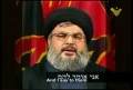 Any New War Will NOT be a PICNIC - Sayyed Hassan Nasrallah - Arabic English Subtitles