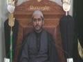 Sheikh Murtaza Bachoo [ENG] - Fatimiya 1437 - Night 3  | English